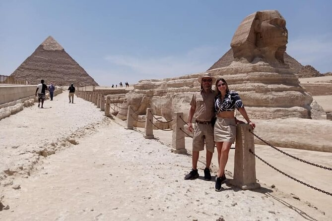 2-day Private Giza Pyramids and Cairo Tour from Alexandria
