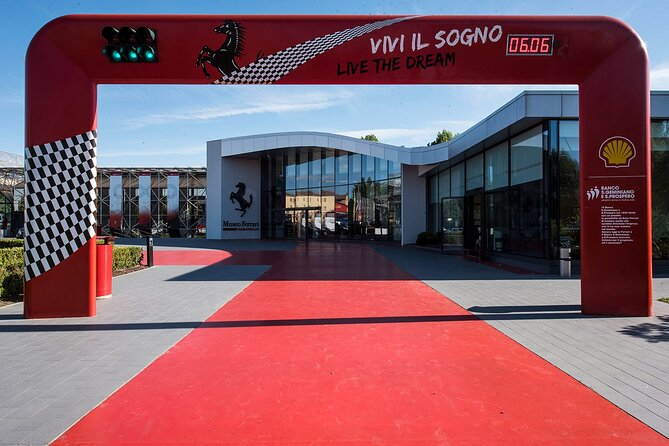 Ferrari Vip Day Tour