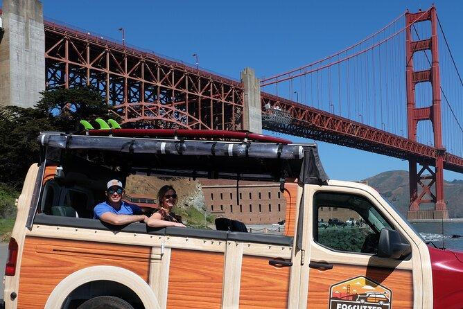 San Francisco Small Group Customizable Tour