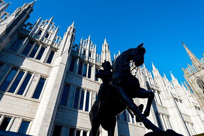 Aberdeen Historical & Turbulent Times Walking Tour