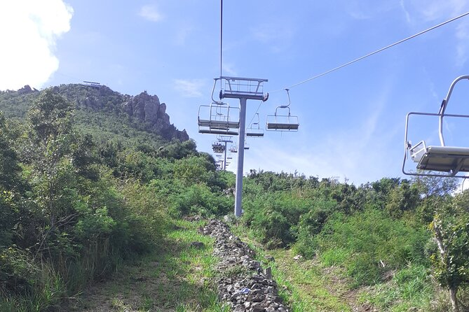 Combo Tour: 2-People-QUAD & Chairlift Ride from Philipsburg