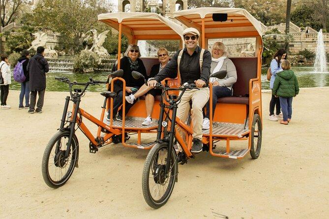 Barcelona Rickshaw Tour