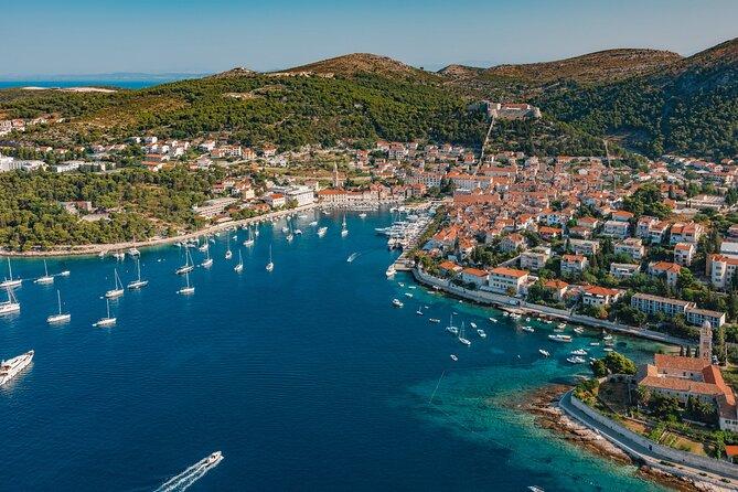 Explore Hvar, Brac and Solta on the Private Boat Trip - Unique Experience