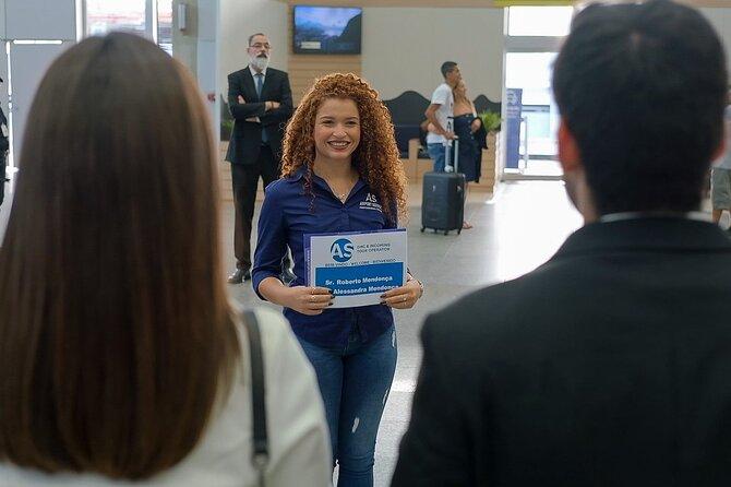 PRIVATE Airport ROUNDTRIP Transfer - COVID-19 Prepared