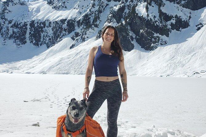 Hiking Tour to Mountain Peaks Alpine Lakes Rushing Waterfalls