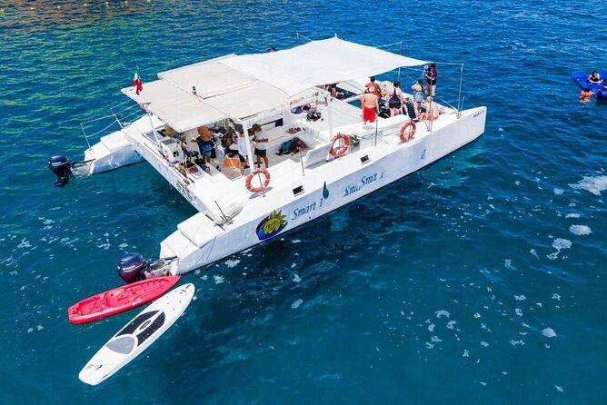 3-hour Snorkeling and Catamaran in Cabo San Lucas