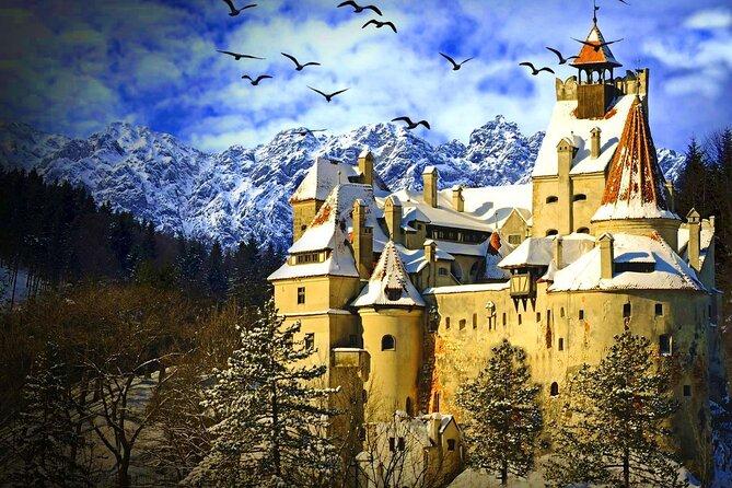 Private Day Tour - Bucharest to Transylvania (Dracula Castle - Sinaia - Brasov)