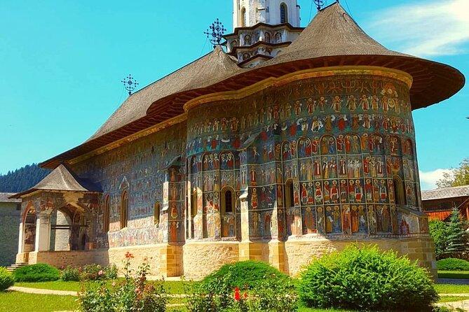 Painted Monasteries of Bucovina & Transylvania area - 4 days Private Tour