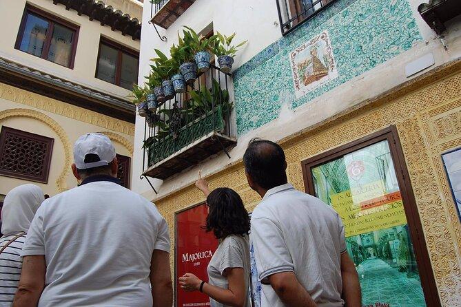 Private Essential Granada Must-do tour