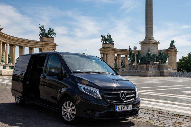 Bratislava - Budapest transfer