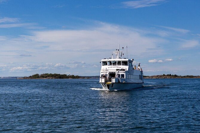 Nynashamn Cruise Port