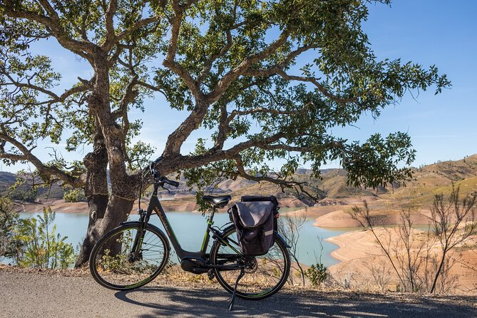 Half-Day Small-Group E-Bike Tour of Rural Algarve with Lunch