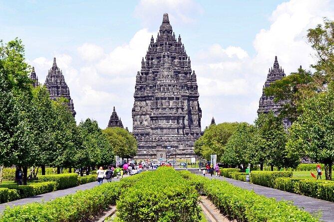 The Hindu Realms of the Prambanan