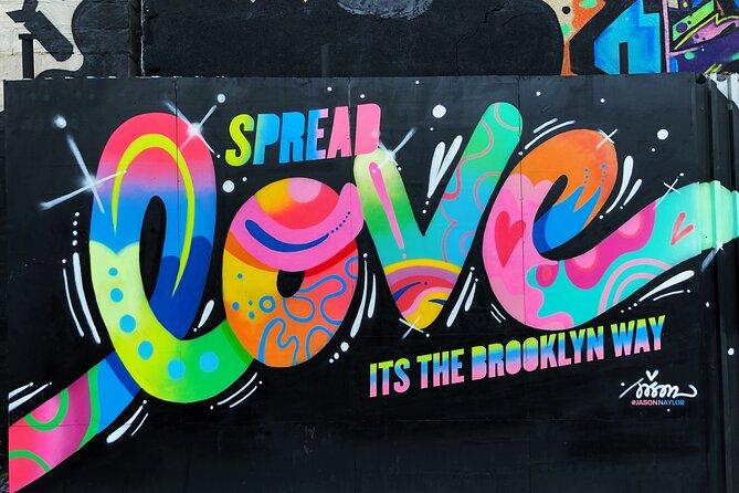 Bushwick Street Art and Williamsburg Walking Tour