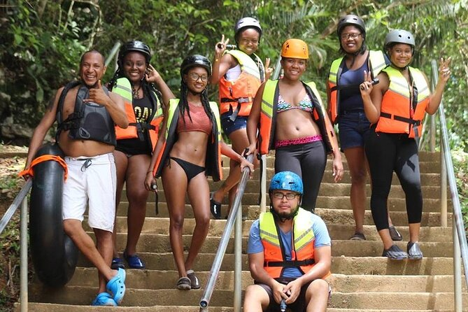 See and Taste Belize Cave Tubing and Food Tour