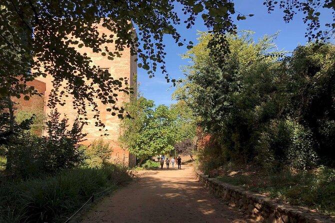 Sabika Hill: Kulturwanderung rund um die Alhambra