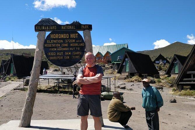 Kenya-Tanzania 7 Days Climbing Mt. Kilimanjaro Machame Route.