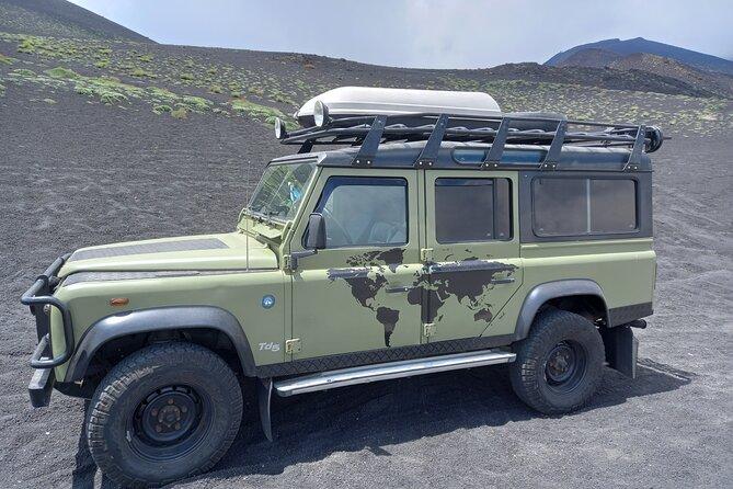 4X4 Etna morning tour - Excursion & Trekking - Live an adventure!