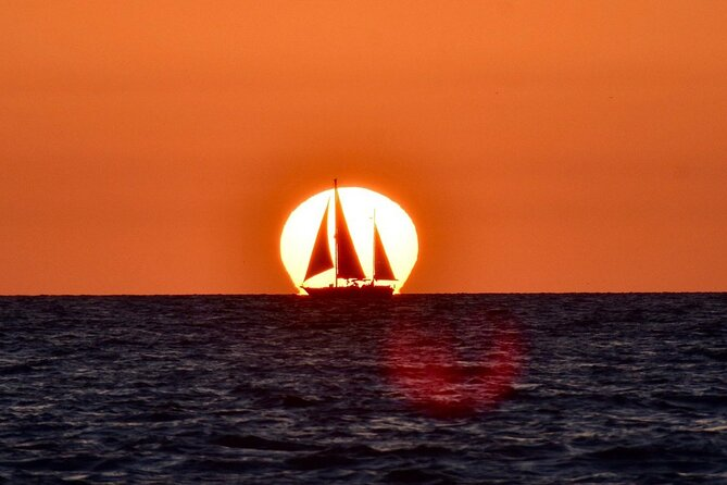 Suncoast Sailing's Sunset Sailing Experience!