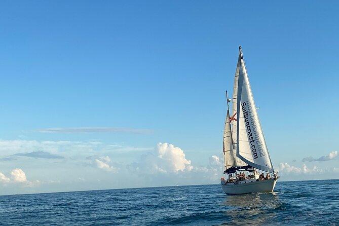 Suncoast Sailing's Day Sailing Experience!