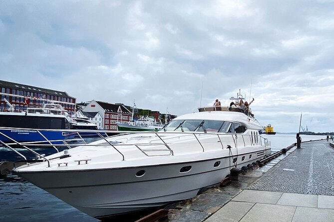 Boat Cruise to Lysefjorden and The Pulpit Rock, Fixed tour price