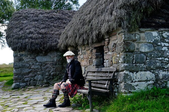 Full-Day Private Culloden, Loch Ness & More