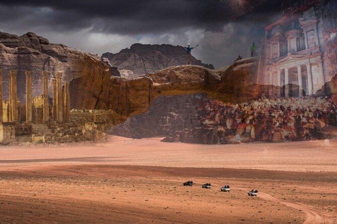 Petra & Wadi Rum - One Day