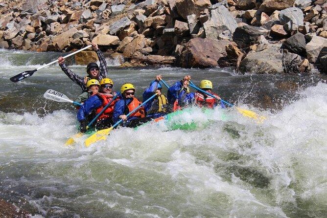Intermediate Whitewater Rafting