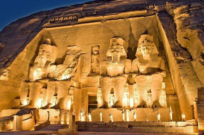 Aswan & Abu Simbel Tour from El Gouna