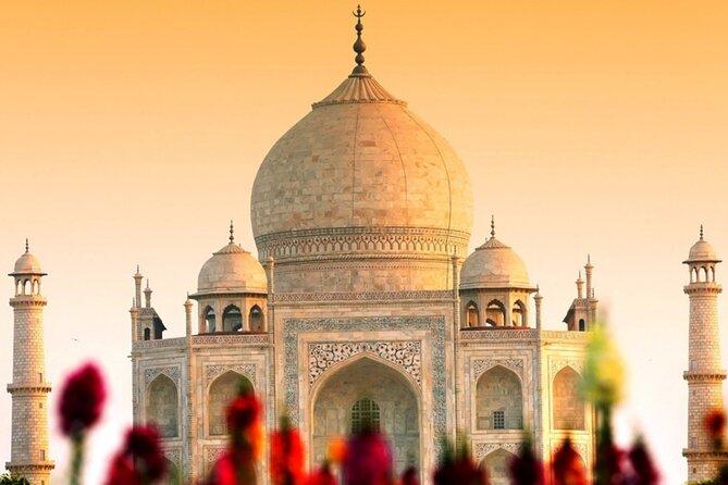 Same Day Taj Mahal Tour from Delhi: All Inclusive