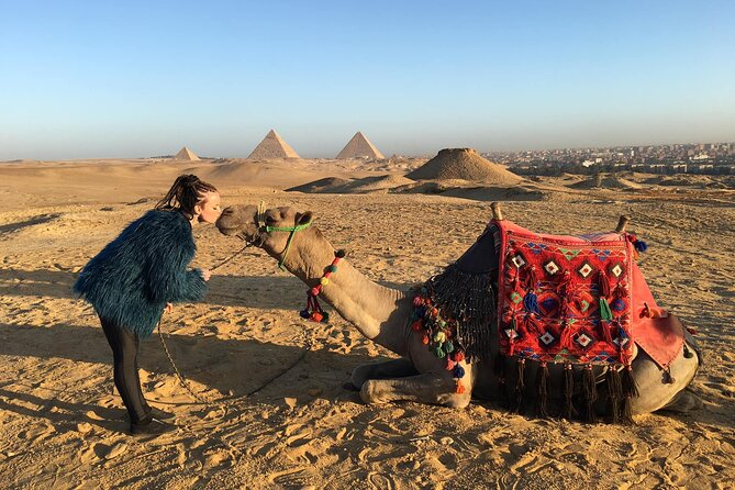 Top Attractions Tours At Giza Pyramids And Sphinx