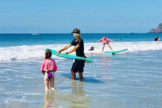 Surfing Classes Manuel Antonio