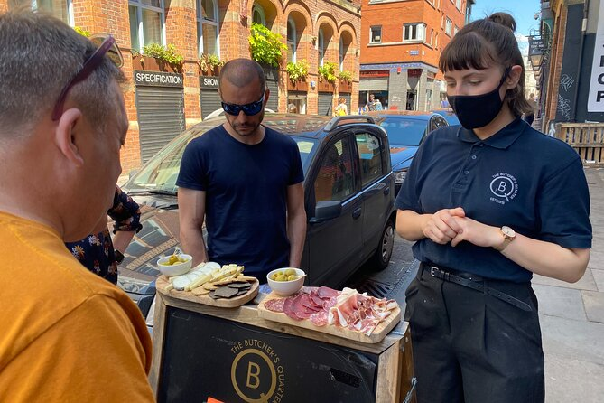 3-Hour Guided Manchester Food Tour with Lunch