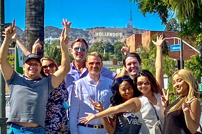 City Tour of Los Angeles, Hollywood and Beverly Hills