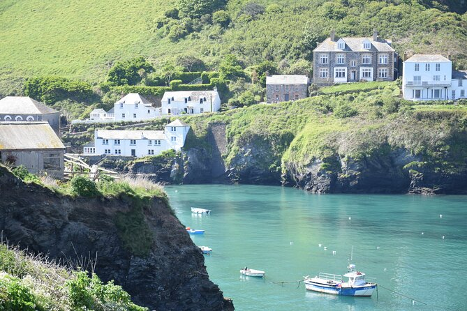 Half-Day Private Doc Martin and Fisherman's Friends Tour