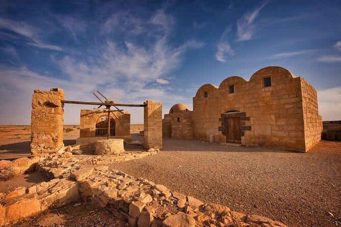 Full-Day Private Tour to Qasr Azraq and Desert Castles