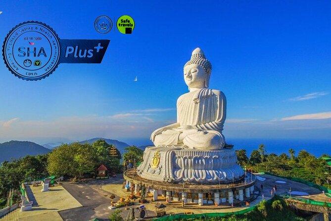 Phuket: Amazing Phuket Island Tour with Big Buddha (SHA Plus)