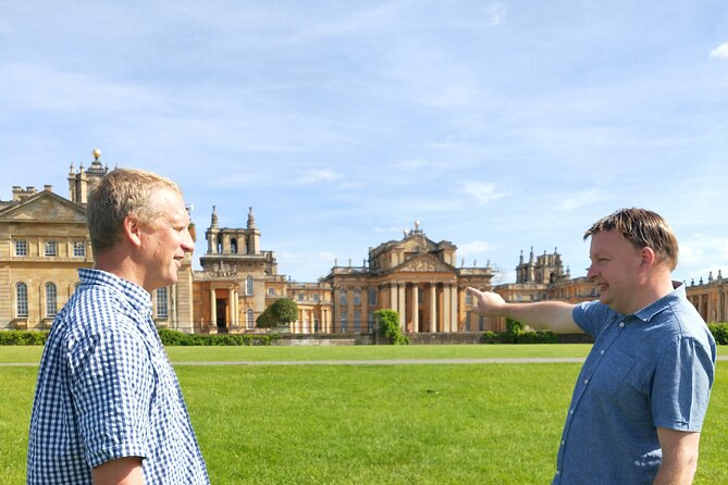 Blenheim Palace Guided Tour from Oxford- private tours