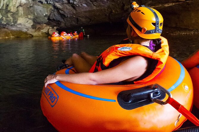 Full-Day Exploration, Mayan Temple, Belize Cave Tubing and Zip Line