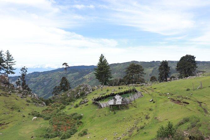 Trekking from Nebaj to Todo Santos Cuchumatanes