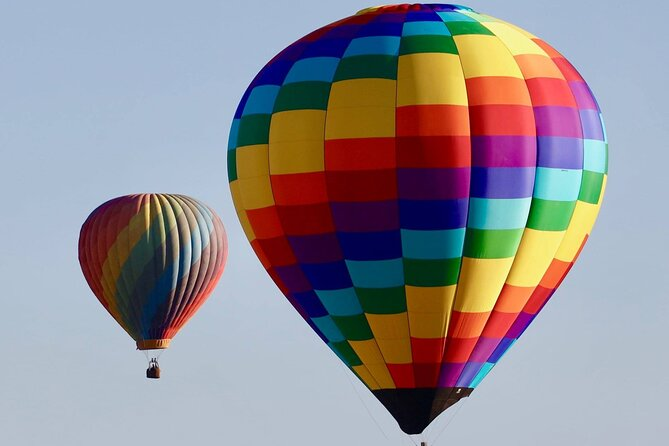 Private Hot Air Balloon Flights with Elevated New Mexico