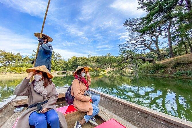 Private Tour - Visit a Beautiful Canal City, Takamatsu Waking Tour
