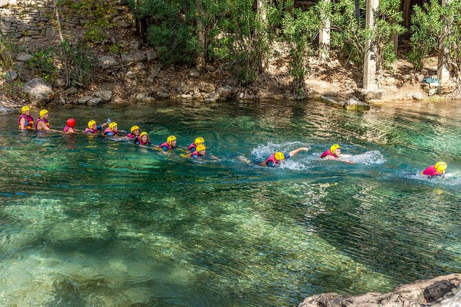 Canyoning and Rafting Adventure