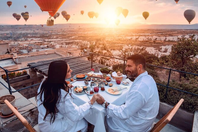 Cappadocia with Optional Hot-Air Balloon Ride [2 days]