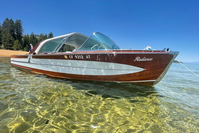 Private Emerald Bay, Lake Tahoe Tour (2 hours)