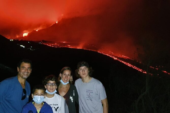 Pacaya Volcano at night and Guatemala City Private Tour