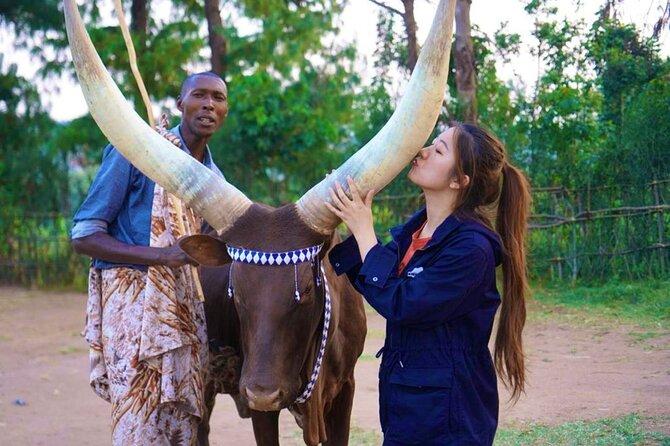 Full-Day Murambi Memorial, Royal Palace and Ethnographic Museum Tour