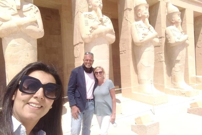 Luxor Layover Private Tour from Luxor Airport