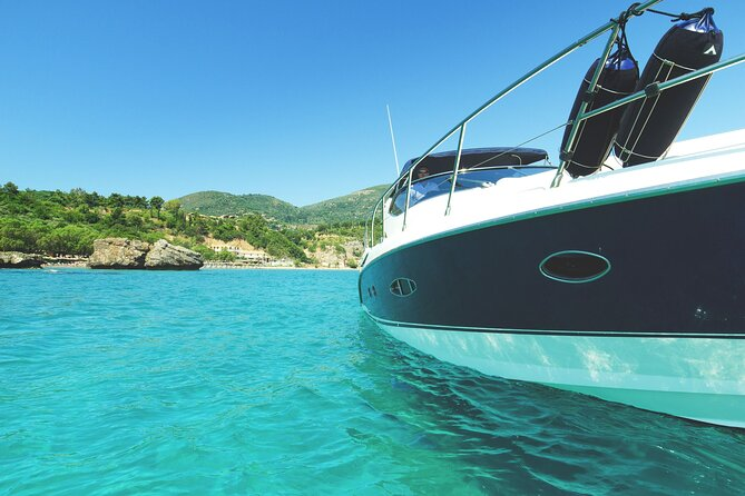 14 Hour Private Cruise to Kefalonia and Ithaca