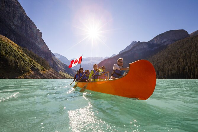 Paddle the Bow in a Big Canoe